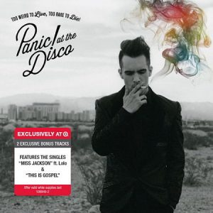 2013 - Too Weird To Live, Too Rare To Die! (Target Exclusive Deluxe Edition)