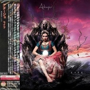 Adagio - Life [Japanese Edition] (2017) 320 kbps