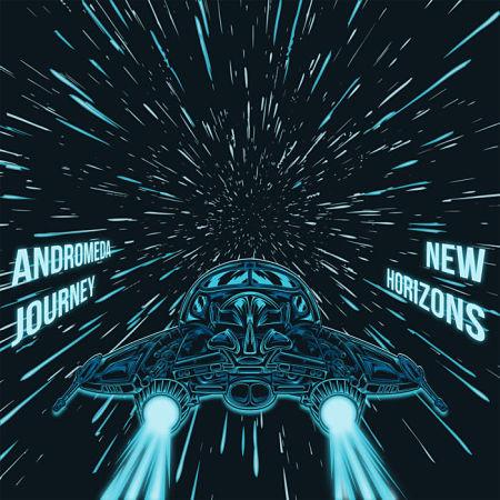 Andromeda Journey - New Horizons (2017) 320 kbps