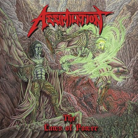Assimilation - The Laws Of Power (2017)