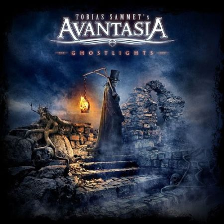Avantasia - Ghostlights [3CD Limited Edition Digibook] (2016) 320 kbps