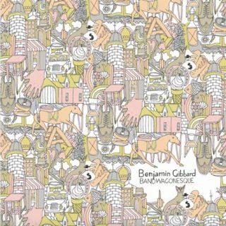 Benjamin Gibbard - Bandwagonesque (2017) 320 kbps
