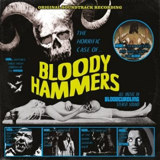 Bloody Hammers - The Horrific Case of Bloody Hammers (EP) (2017) 320 kbps