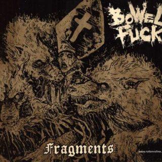 Bowel Fuck - Fragments (2017) 320 kbps