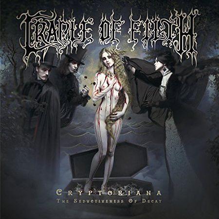 Cradle Of Filth - Cryptoriana - The Seductiveness Of Decay (2017) 320 kbps