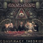 Crashdeath - Conspiracy Theories (2017) 320 kbps