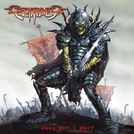 Cryonic Temple - Blood, Guts & Glory [Limited Edition] (2003) 320 kbps + Scans