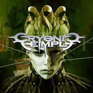 Cryonic Temple - Immortal (2008) 320 kbps + Scans