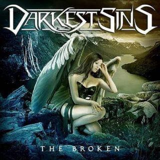 Darkest Sins - The Broken (2016) 320 kbps + Scans