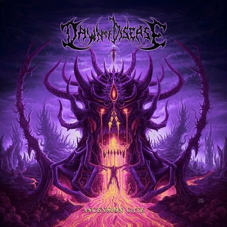 Dawn Of Disease - Ascension Gate (2017) 320 kbps