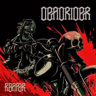 Deadrider - Reaper (2017) 320 kbps