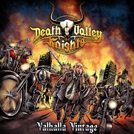 Death Valley Knights - Valhalla Vintage (EP) (2017) 320 kbps