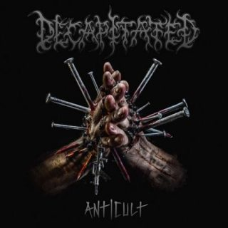 Decapitated - Anticult (2017) 320 kbps