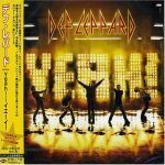 Def Leppard – Yeah! [Japanese Edition] (2006) 320 kbps + Scans