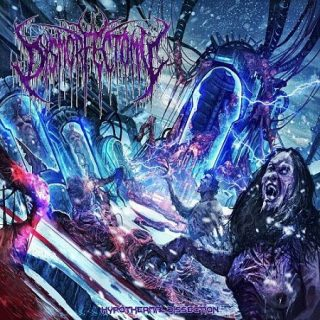 Dysmorfectomy - Hypothermal Dissection (2017) 320 kbps