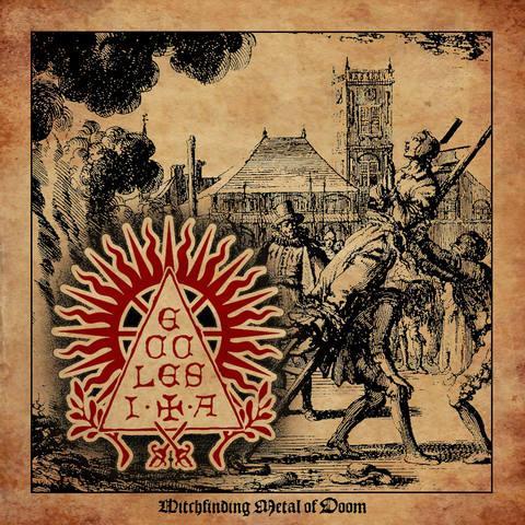 Ecclesia - Witchfinding Metal of Doom [Demo] (2017) 320 kbps
