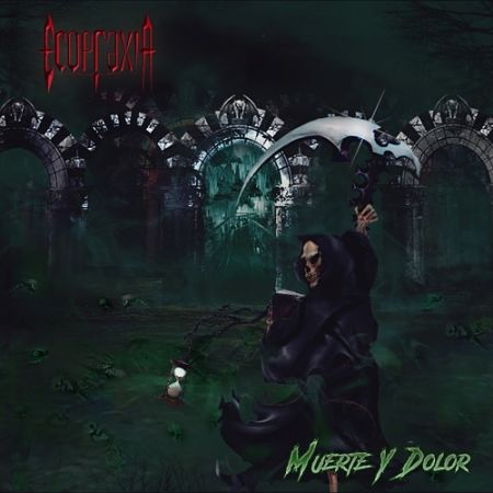 Ecopraxia - Muerte y Dolor (2017) VBR V0 (Scene CD-Rip)