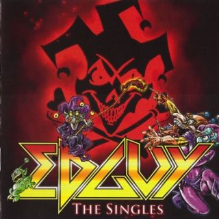 Edguy - The Singles [Compilation] (2008) 320 kbps + Scans