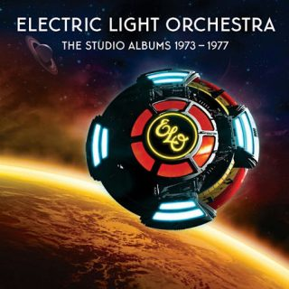 Electric Light Orchestra - Studio Albums 1973-1977 [Remastered Boxset, 5CD] (2016) 320 kbps