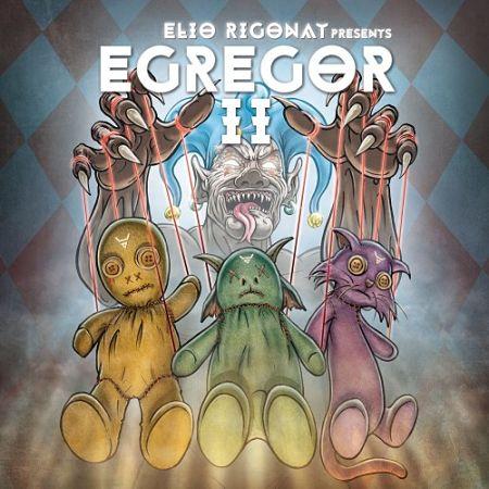 Elio Rigonat - Egregor II (2017) 320 kbps