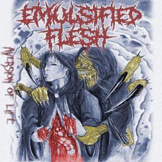 Emulsified Flesh - Aversion Of Life (2017) 320 kbps