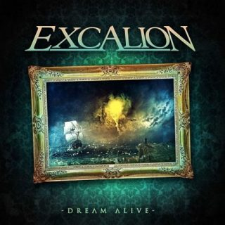 Excalion - Dream Alive (2017) 320 kbps