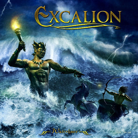 Excalion - Waterlines (2007) 320 kbps + Scans