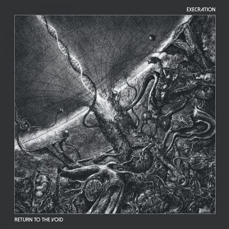 Execration - Return to the Void (2017) 320 kbps
