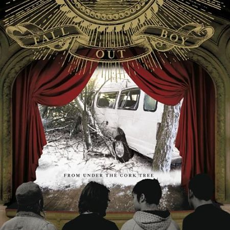 """Fall Out Boy - From Under the Cork Tree (2005) [Limited """"Black Clouds and Underdogs"""" Edition, 2006] 320 kbps"""