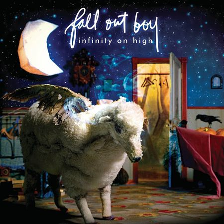 Fall Out Boy - Infinity on High [Deluxe Edition] (2007) 320 kbps