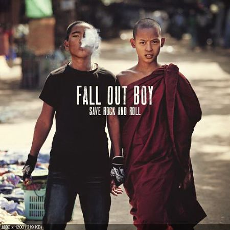 Fall Out Boy - Save Rock And Roll (2013) 320 kbps
