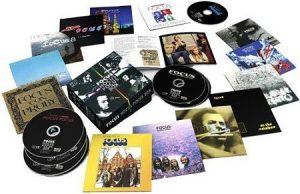 Focus - Hocus Pocus Box [13 CD Box Set] (2017) 320 kbps + Scans