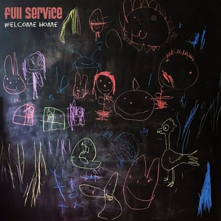 Full Service - Welcome Home (2017) 320 kbps