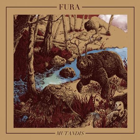 Fura - Mutandis (2017) 320 kbps