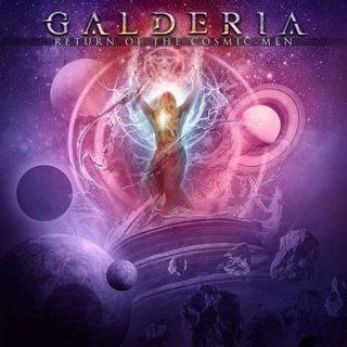 GALDERIA - Return of the Cosmic Men (2017) 320 kbps
