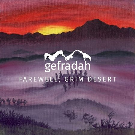 Gefradah - Farewell, Grim Desert (2017) 320 kbps