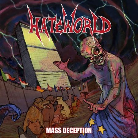 Hateworld - Mass Deception (2016) 320 kbps