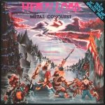 Heavy Load - Metal Conquest (Reissue, 2017) 320 kbps + Scans