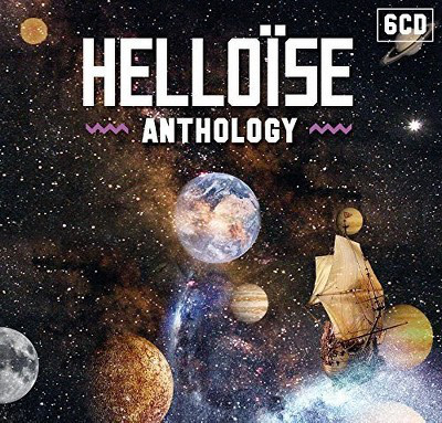 Helloïse - Anthology [Remastered Limited Edition Box Set, 6CD] (2016) 320 kbps