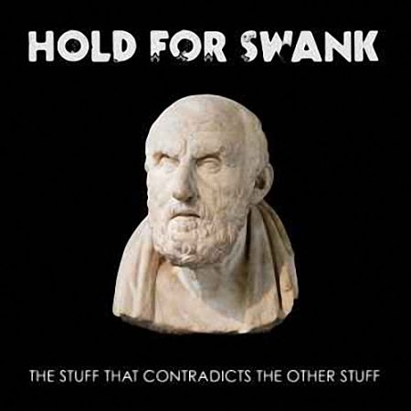 Hold For Swank - The Stuff That Contradicts The Other Stuff (2017) 320 kbps
