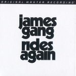 James Gang - James Gang Rides Again (1970) [MFSL Remastered, 2017] 320 kbps + Scans