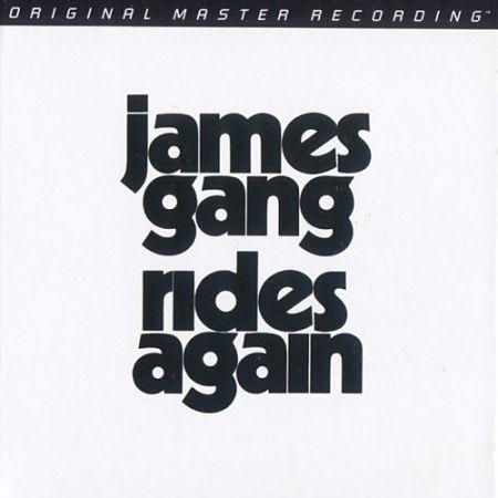 James Gang - James Gang Rides Again (1970) [MFSL Remastered, 2017] 320 kbps + Scans