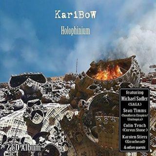 Karibow - Holophinium (2016) 320 kbps