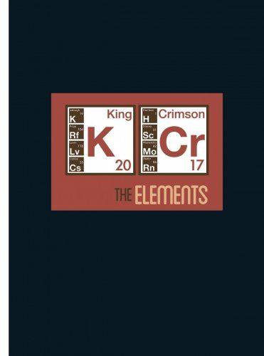 King Crimson - The Elements: 2017 Tour Box (2017) 320 kbps