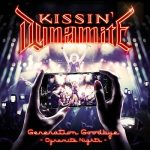 Kissin' Dynamite - Generation Goodbye - Dynamite Nights [Live] (2017) 320 kbps