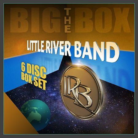 Little River Band - The Big Box (5CD Box Set) (2017) 320 kbps