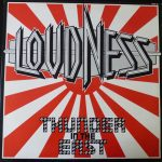 Loudness – Thunder In The East [1985] (2016, 3CD) 320 kbps