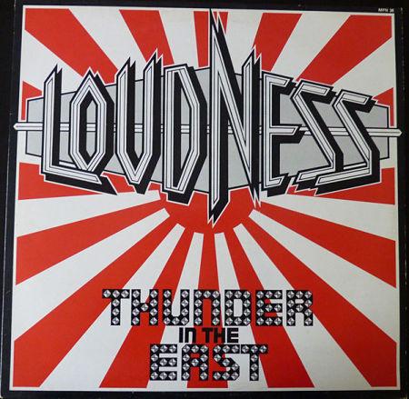 Loudness - Thunder In The East [1985] (2016, 3CD) 320 kbps