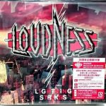Loudness – Lightning Strikes [1986] (30th Anniversary Limited Edition, 2016) 320 kbps + Scans