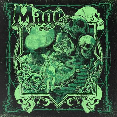 Mage - Green (2017) 320 kbps